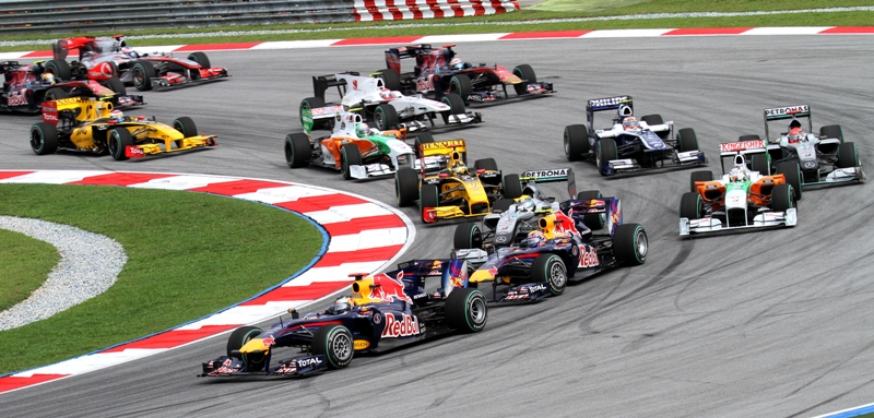 Fear, Formula One and Learning from Mistakes